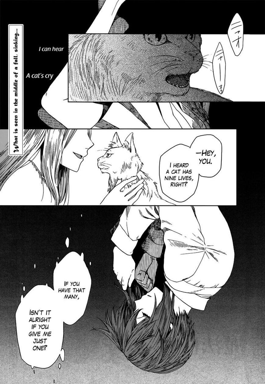 Mahou Tsukai no Yome 4 Page 1