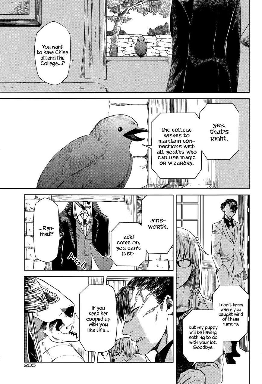 Mahou Tsukai no Yome 16 Page 2