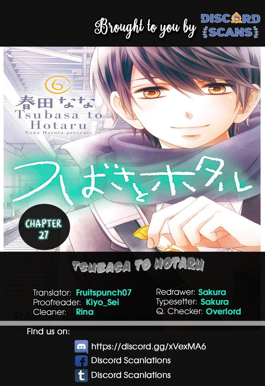 Tsubasa to Hotaru 27 Page 2