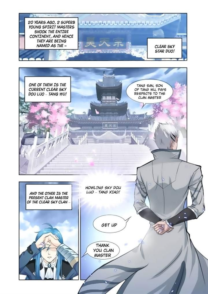 Soul Land 141 Page 2