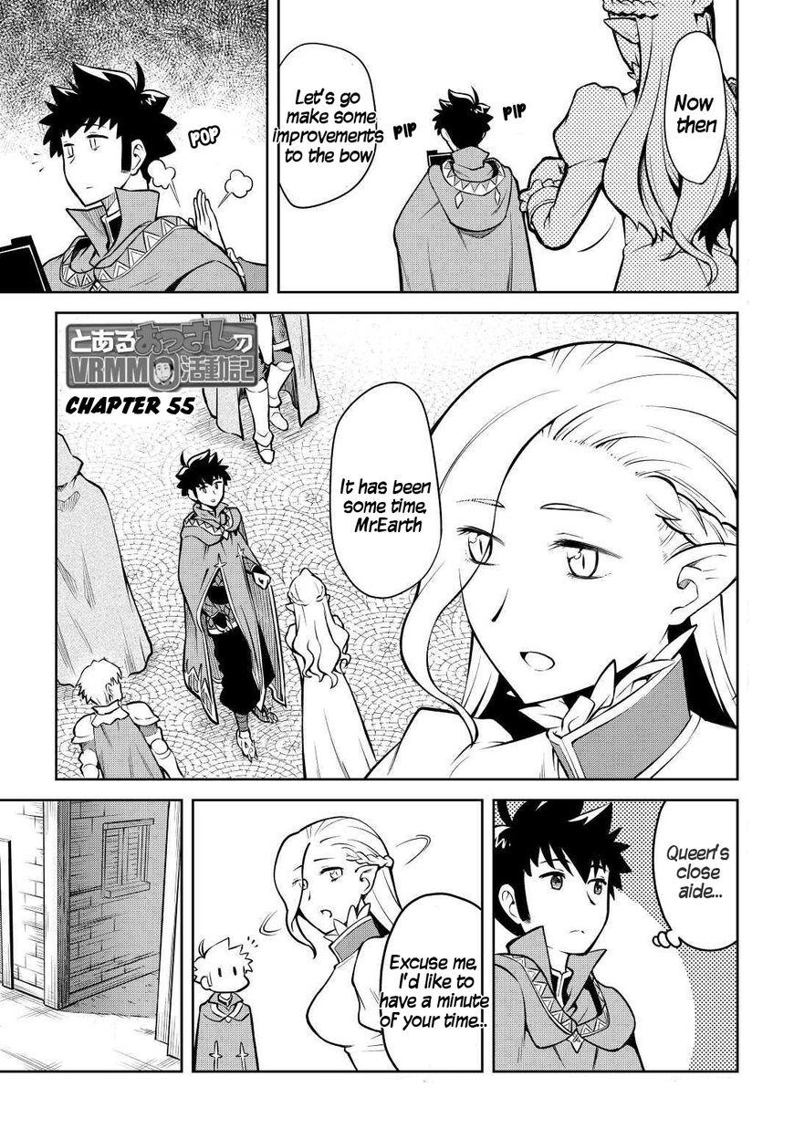 Toaru Ossan no VRMMO Katsudouki 55 Page 1