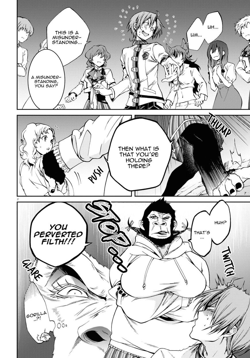 Mushoku Tensei - Isekai Ittara Honki Dasu 56 Page 2