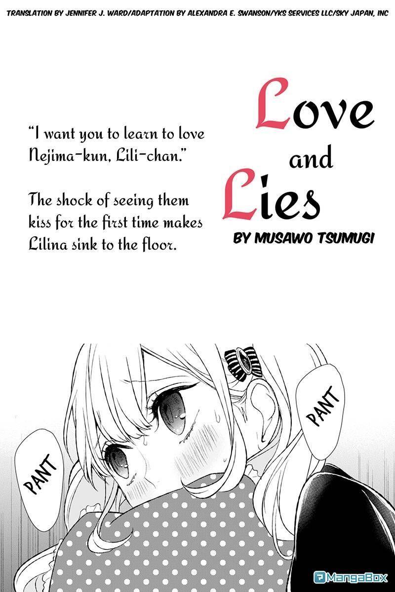 Koi to Uso 14 Page 1