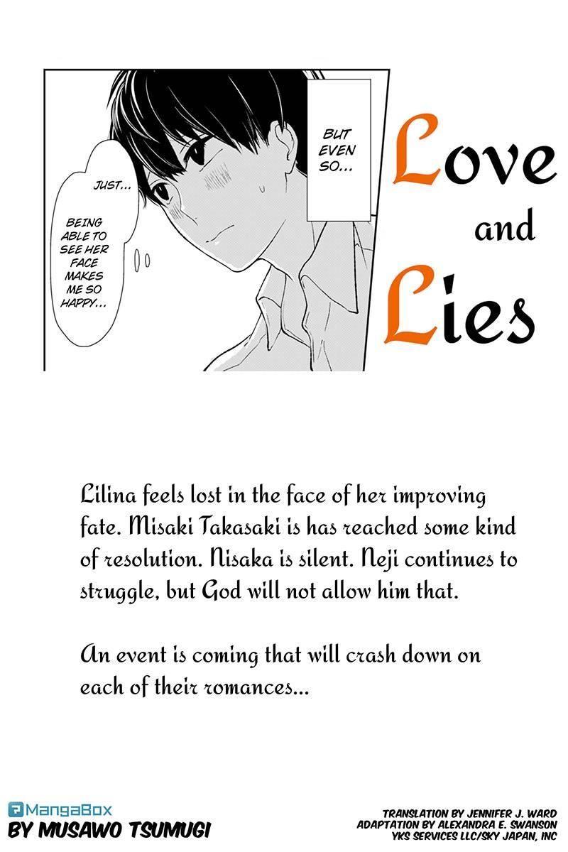 Koi to Uso 42 Page 1