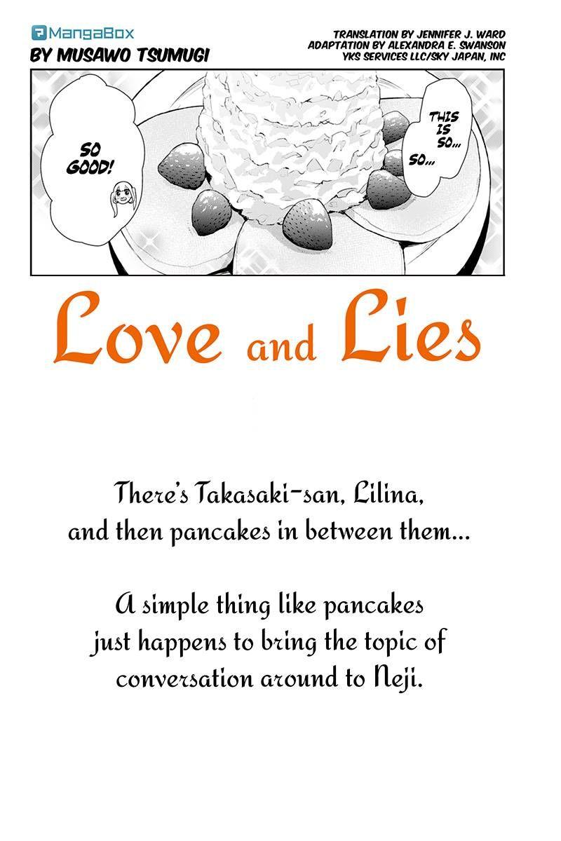 Koi to Uso 62 Page 1