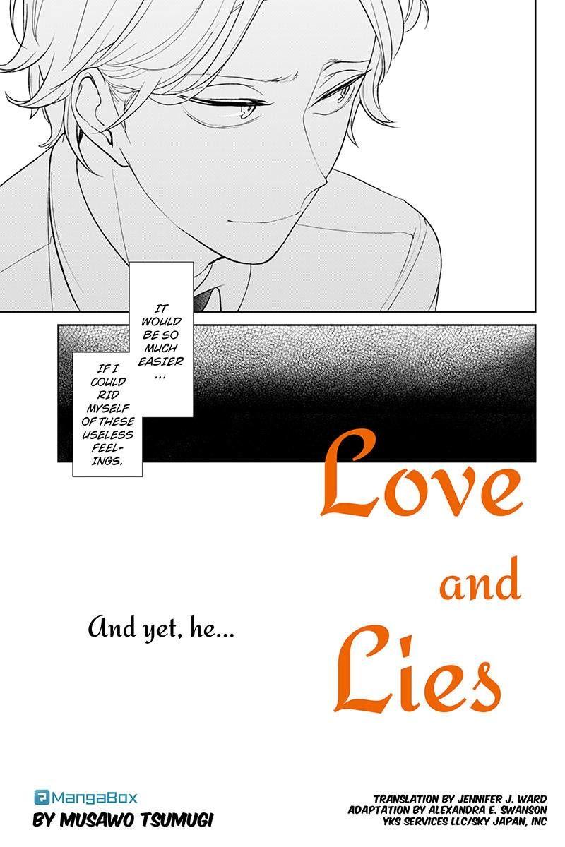 Koi to Uso 65 Page 1