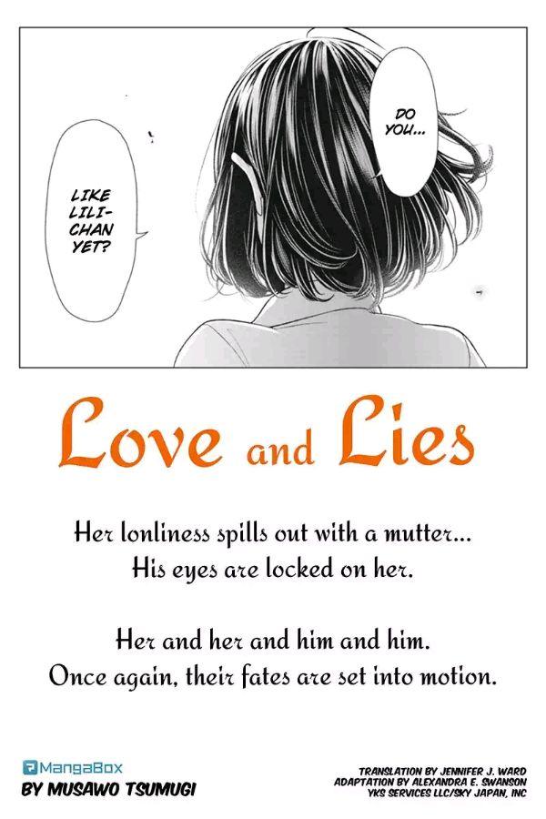Koi to Uso 75 Page 1