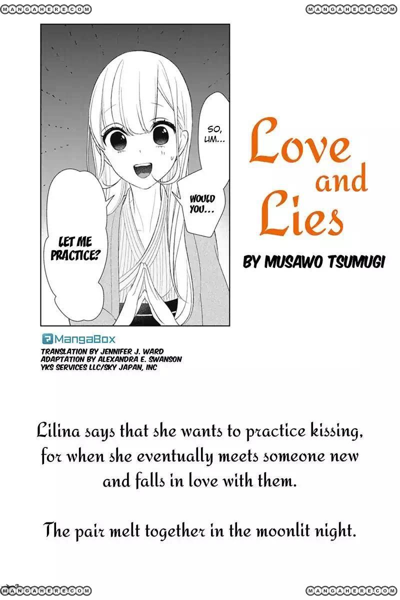 Koi to Uso 118 Page 1