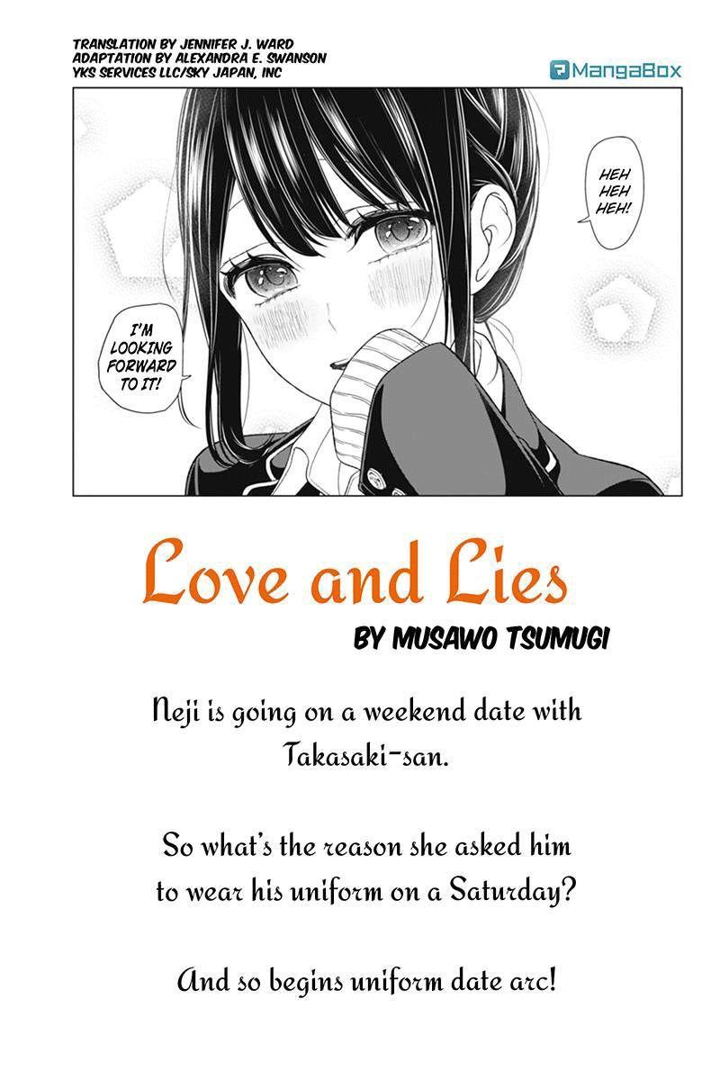 Koi to Uso 139 Page 2