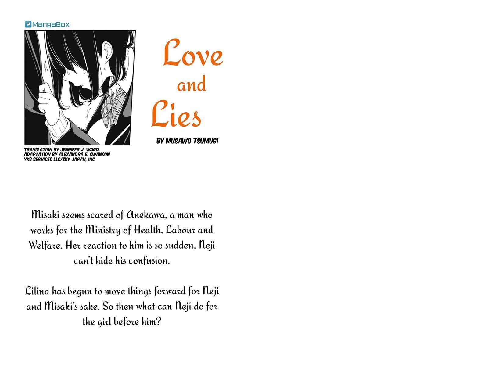Koi to Uso 144 Page 1