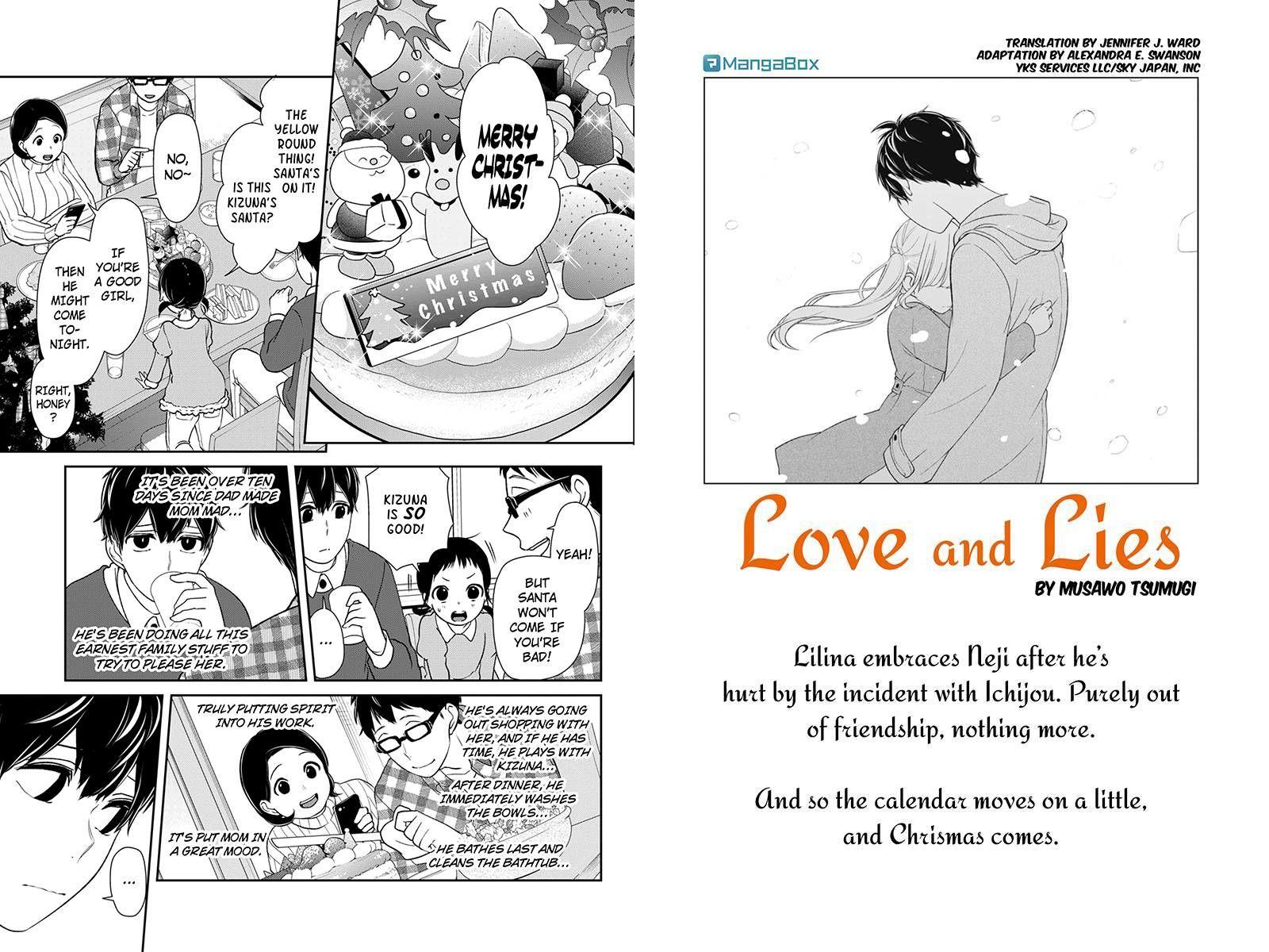 Koi to Uso 158 Page 1