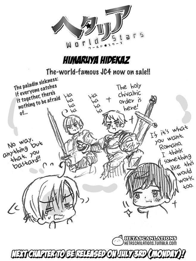 Hetalia World Stars 284 Page 1