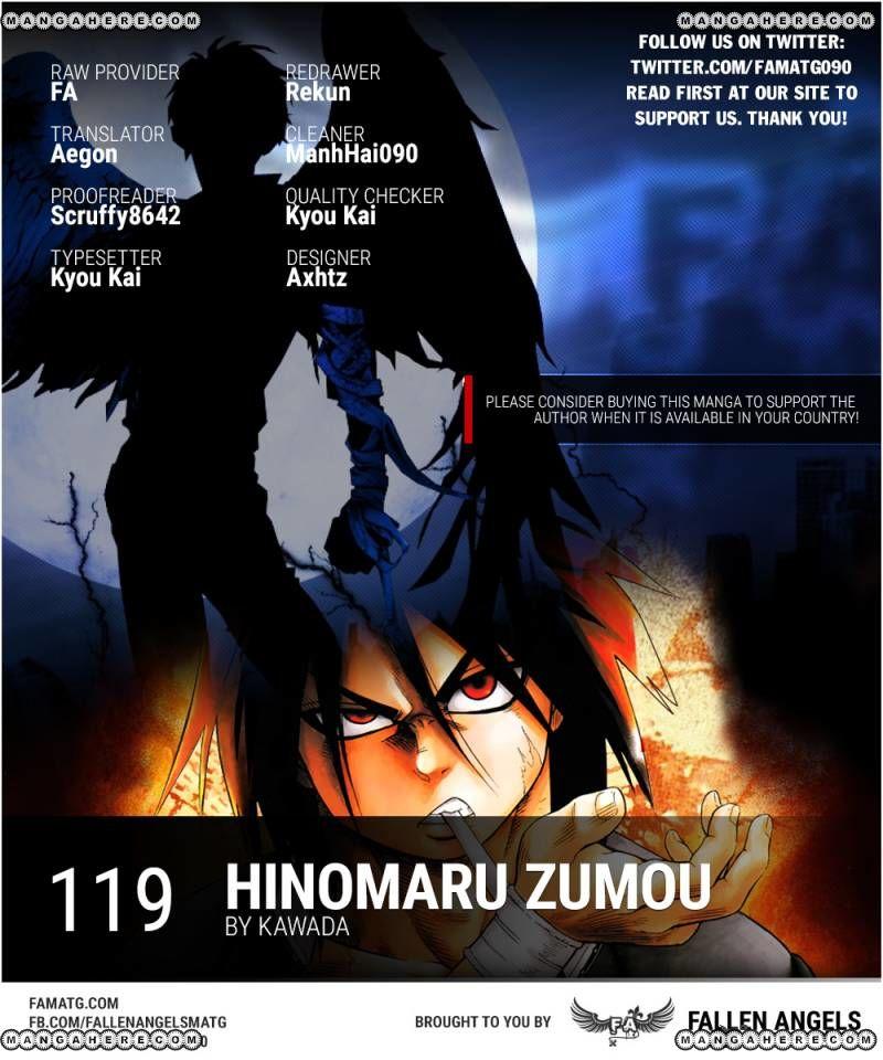 Hinomaru Zumou 119 Page 1