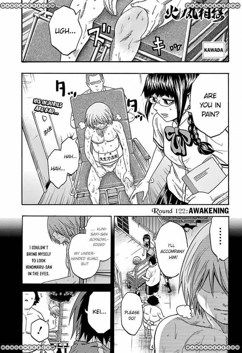 Hinomaru Zumou 122 Page 2