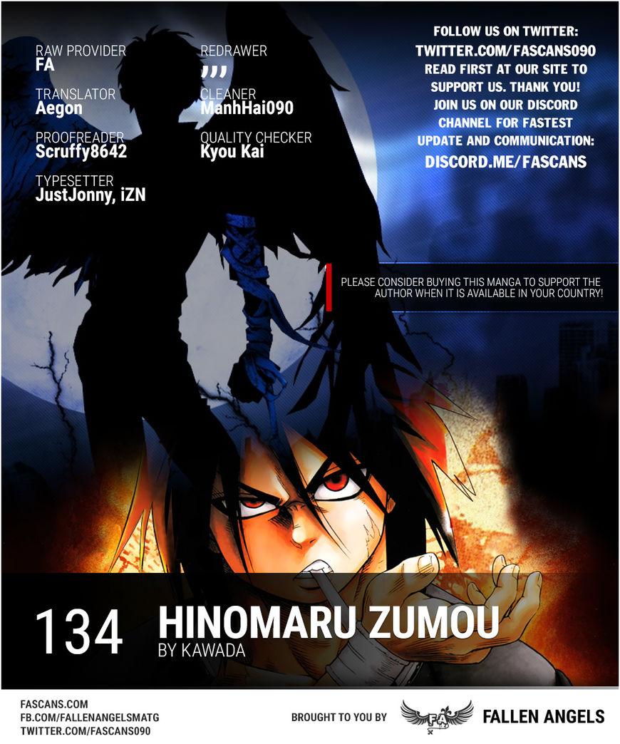 Hinomaru Zumou 134 Page 1