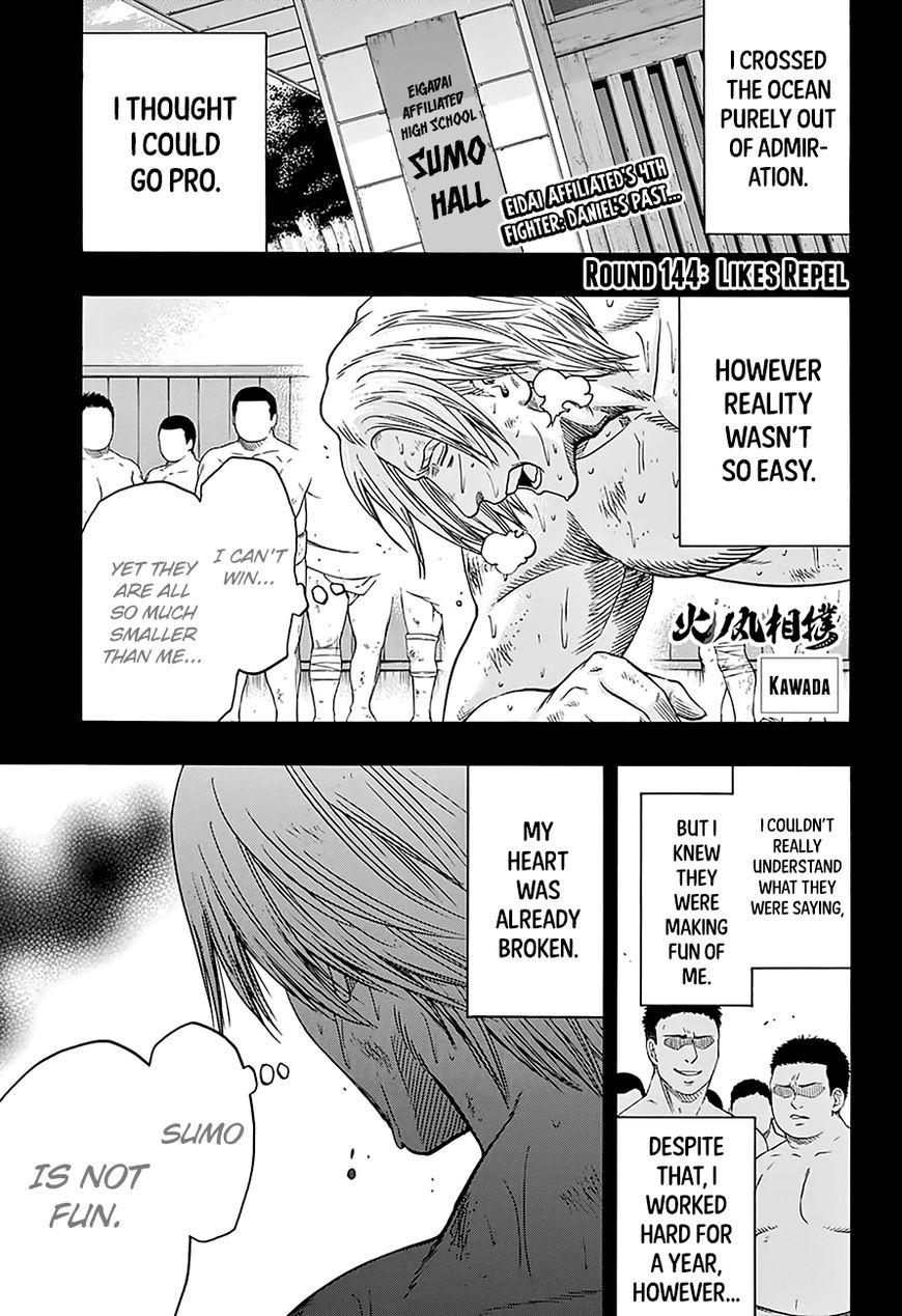 Hinomaru Zumou 144 Page 2