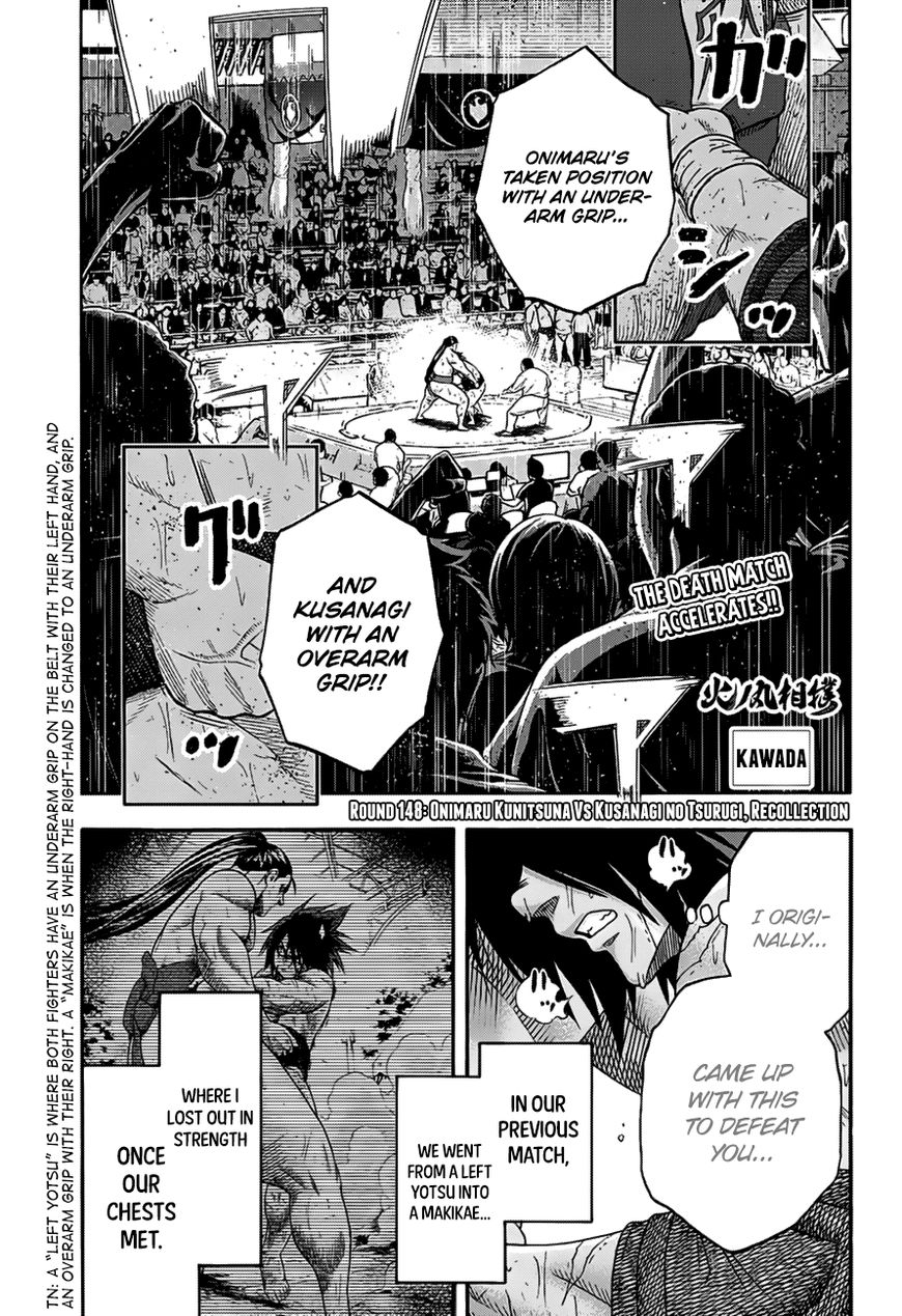Hinomaru Zumou 148 Page 2