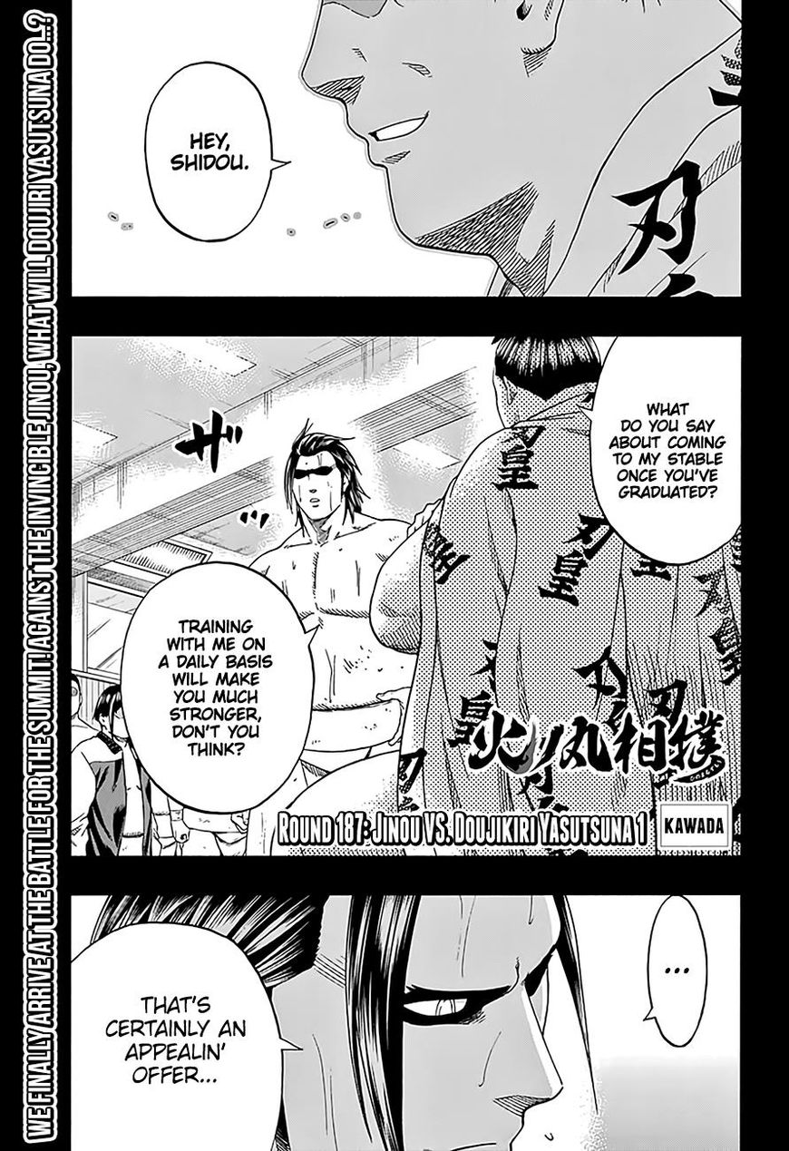Hinomaru Zumou 187 Page 2