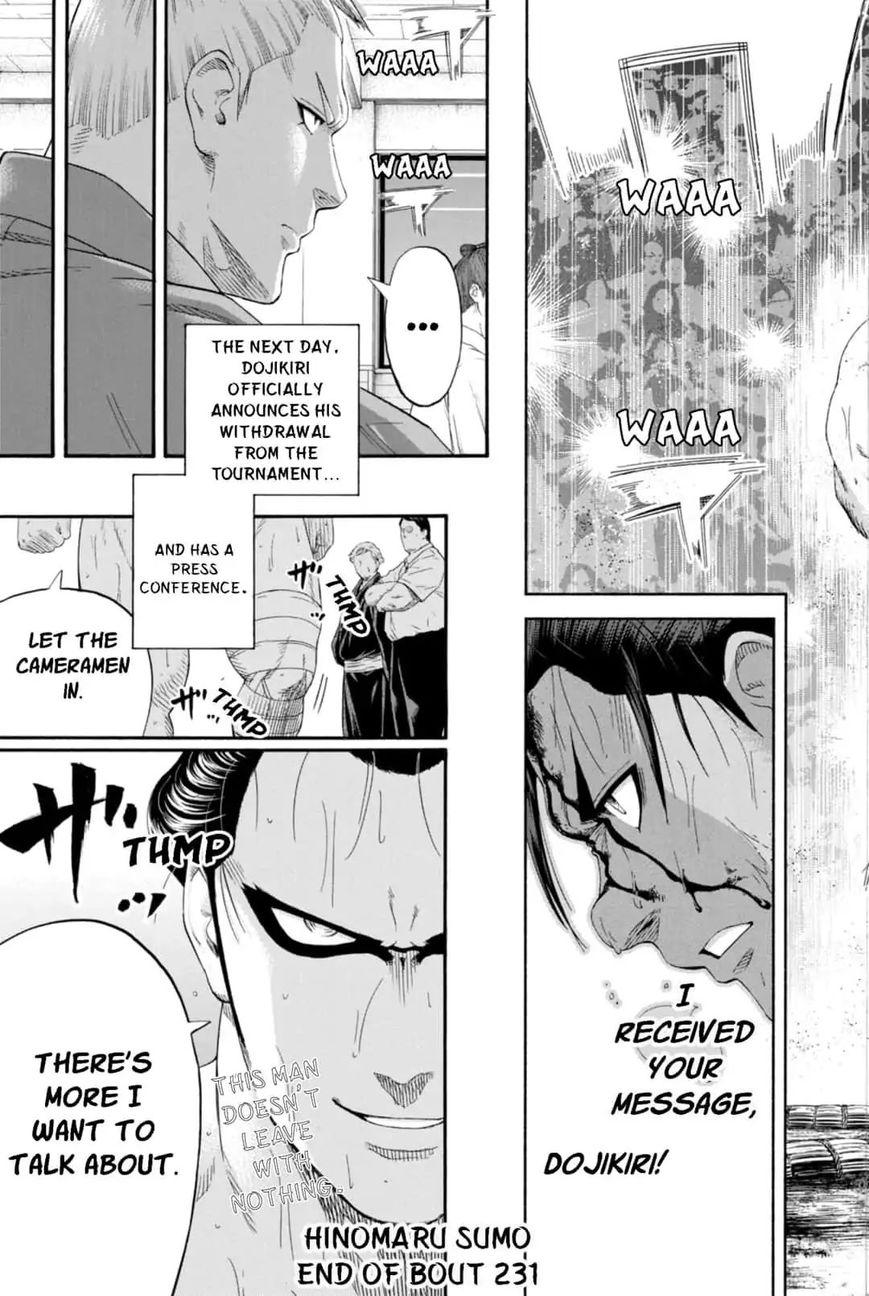 Hinomaru Zumou 231 Page 1