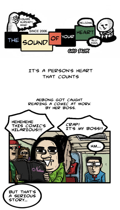 The Sound of Your Heart 9 Page 1