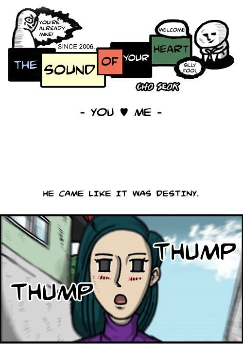 The Sound of Your Heart 321 Page 1