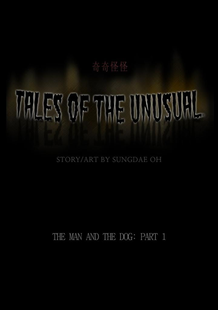 Tales of the unusual 81 Page 1