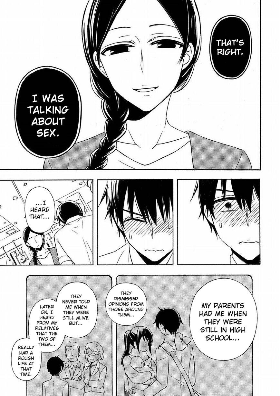 Watari-kun no xx ga Houkai Sunzen 41 Page 5