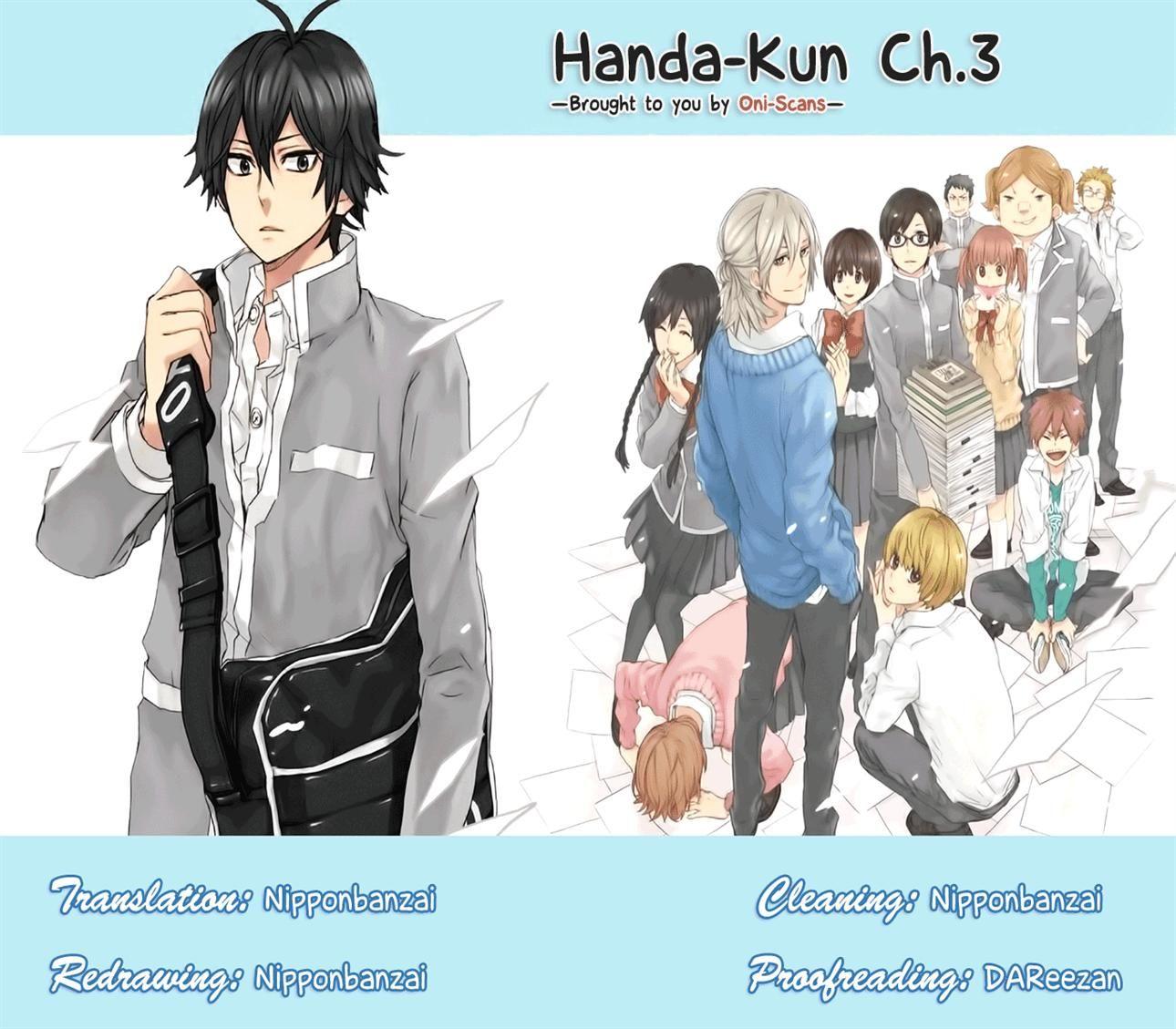 Handa-kun 3 Page 2
