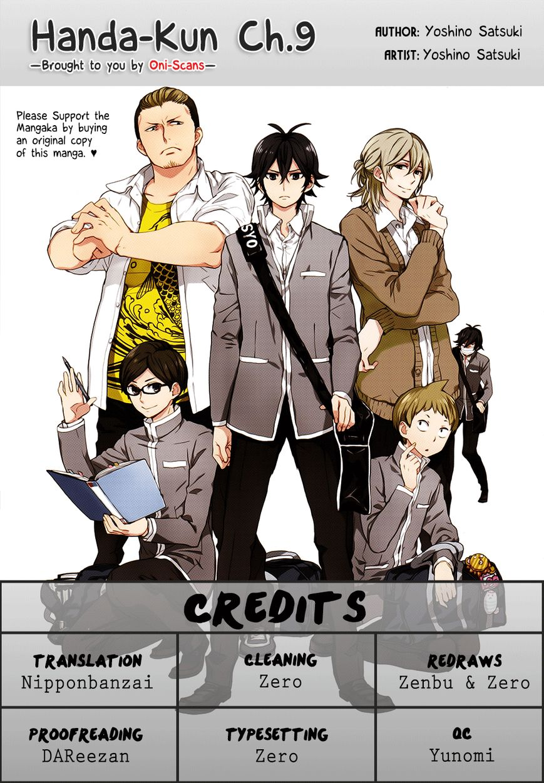 Handa-kun 9 Page 2