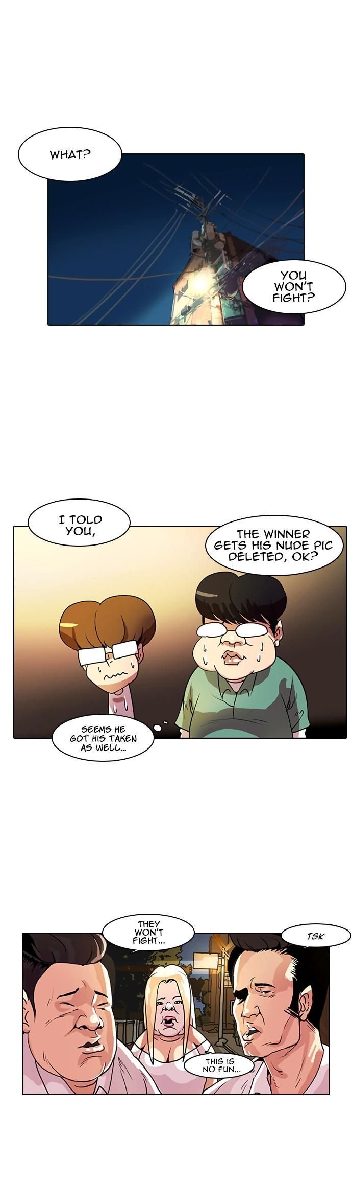 Lookism 9 Page 2