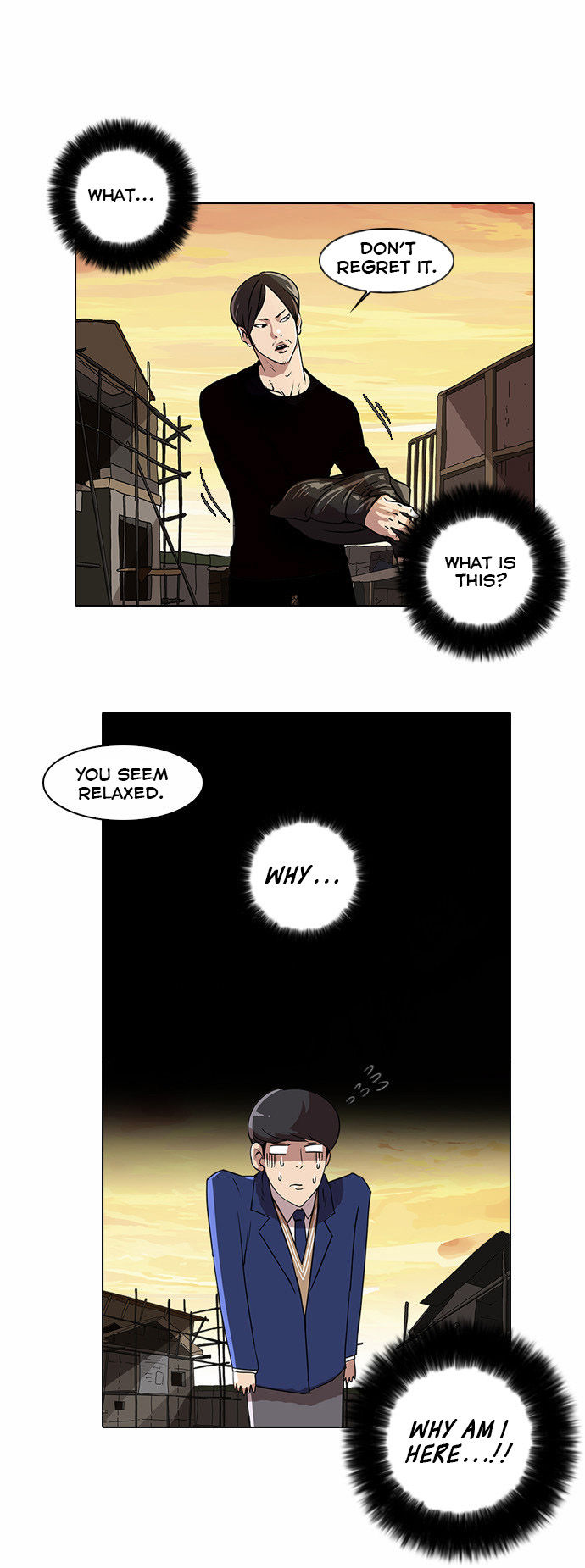 Lookism 18 Page 2