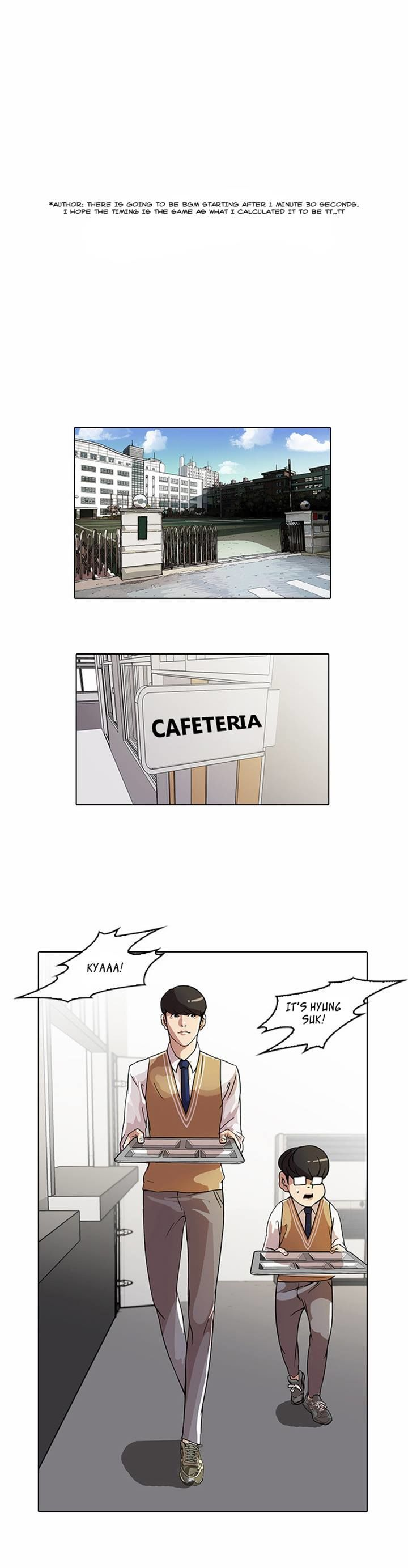 Lookism 22 Page 1