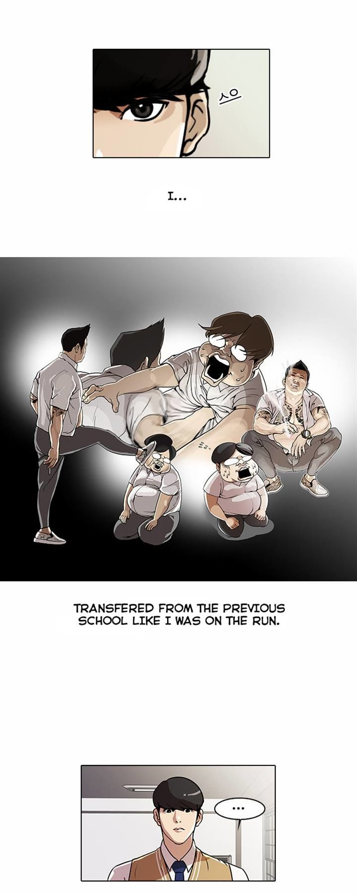 Lookism 22 Page 2