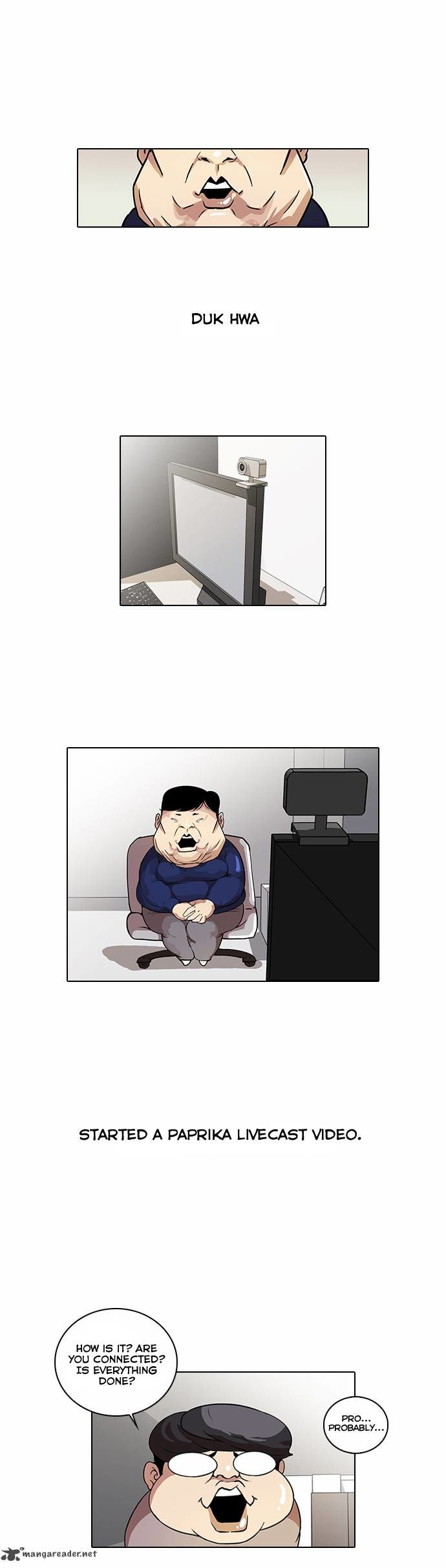 Lookism 28 Page 1