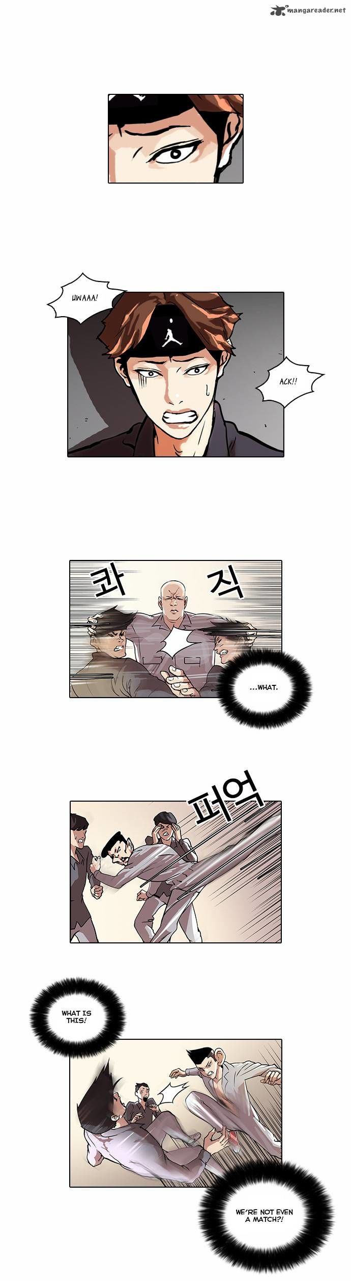 Lookism 38 Page 1