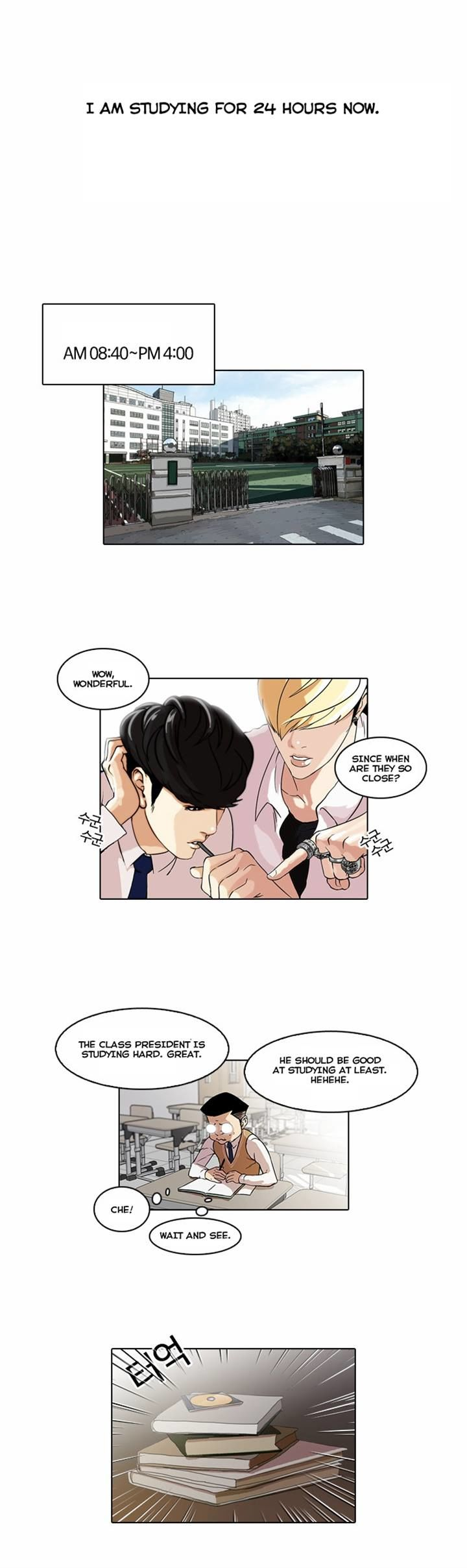 Lookism 40 Page 1