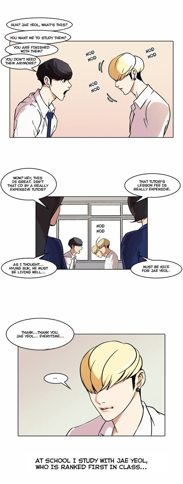 Lookism 40 Page 2