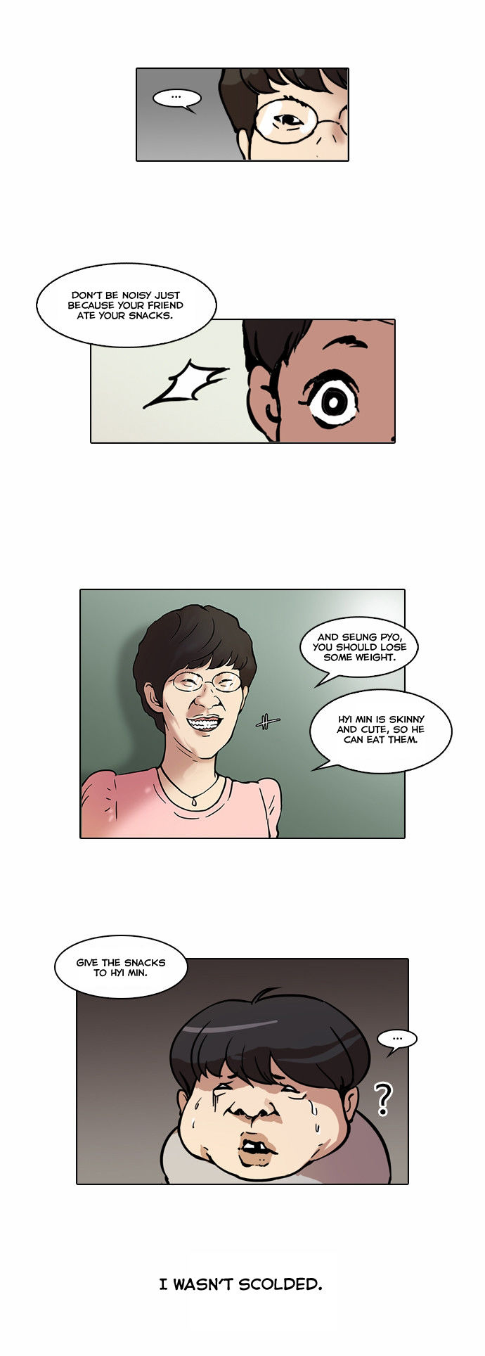 Lookism 44 Page 2