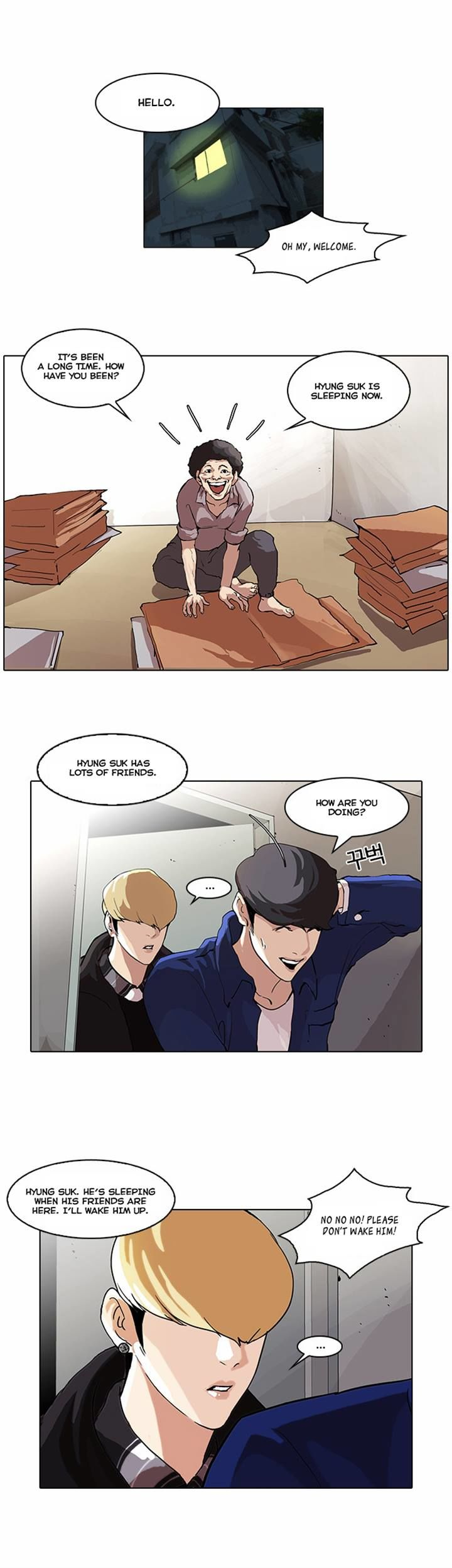 Lookism 48 Page 1