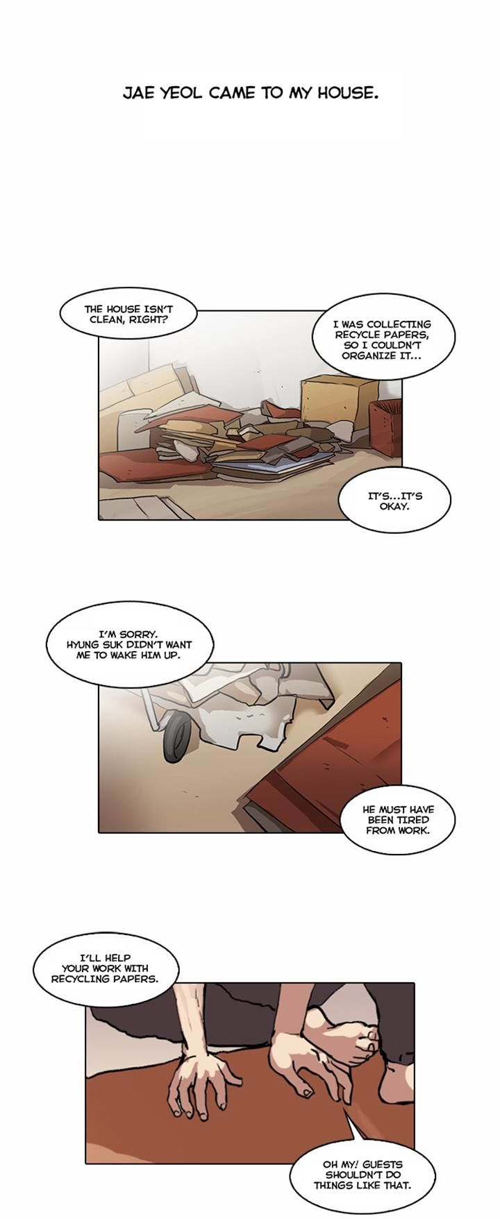 Lookism 48 Page 2