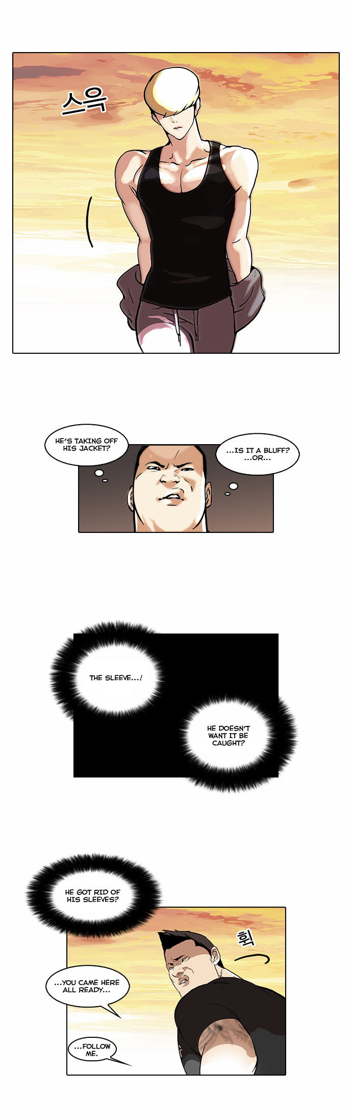 Lookism 49 Page 2