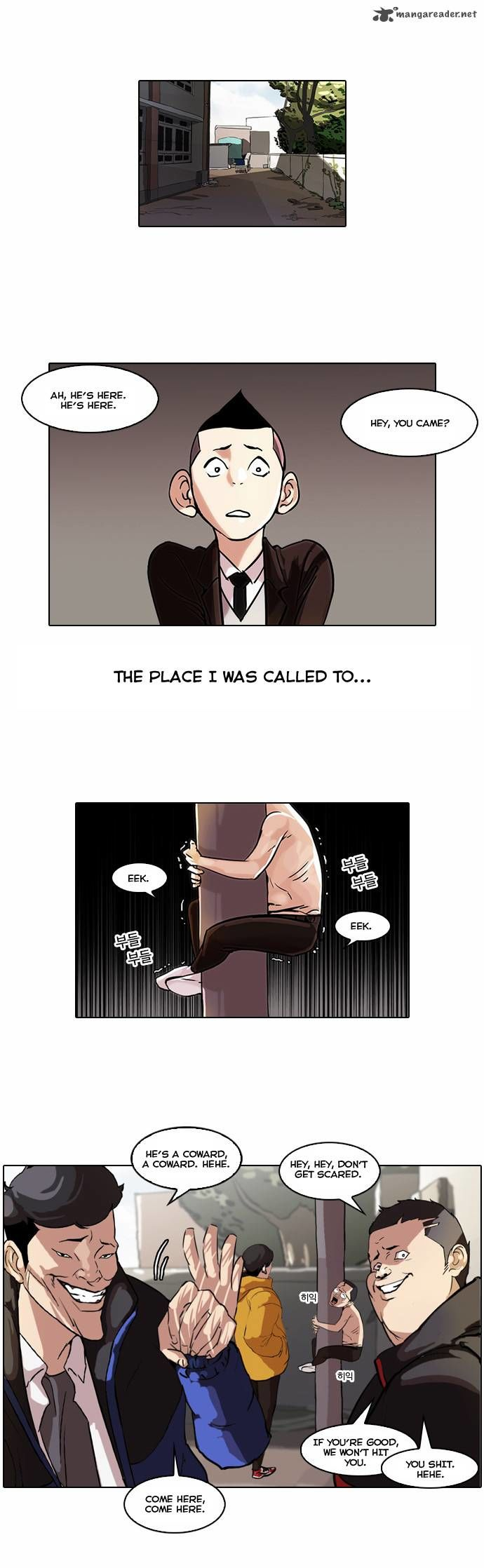 Lookism 53 Page 1