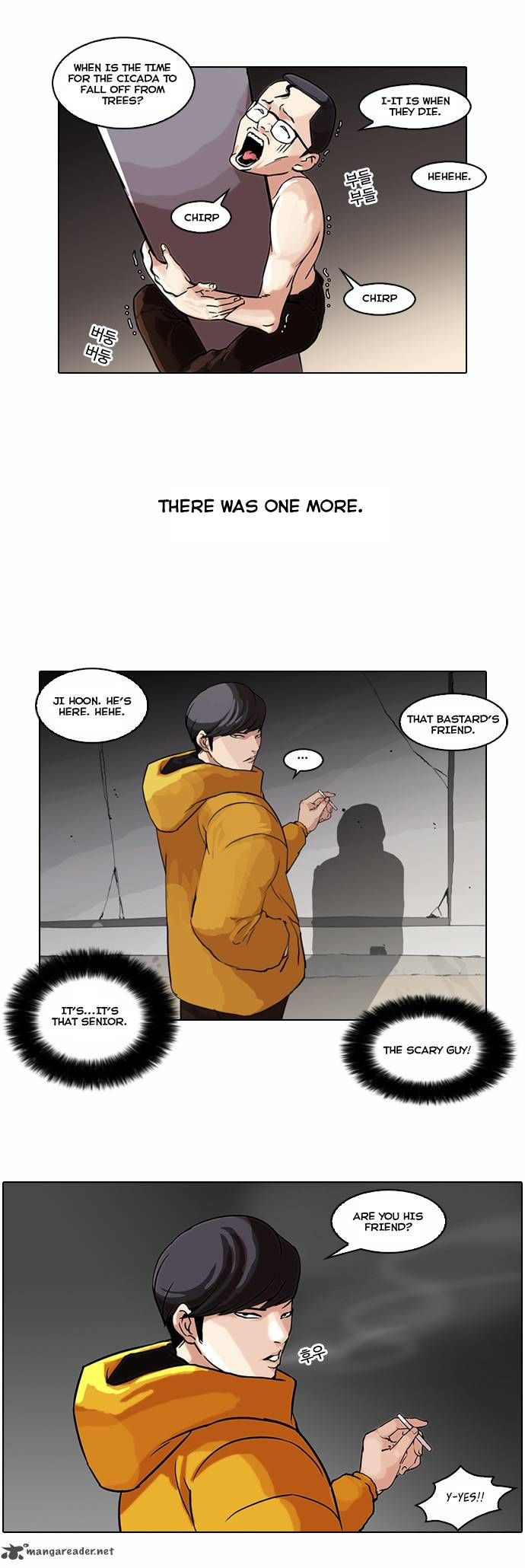 Lookism 53 Page 2