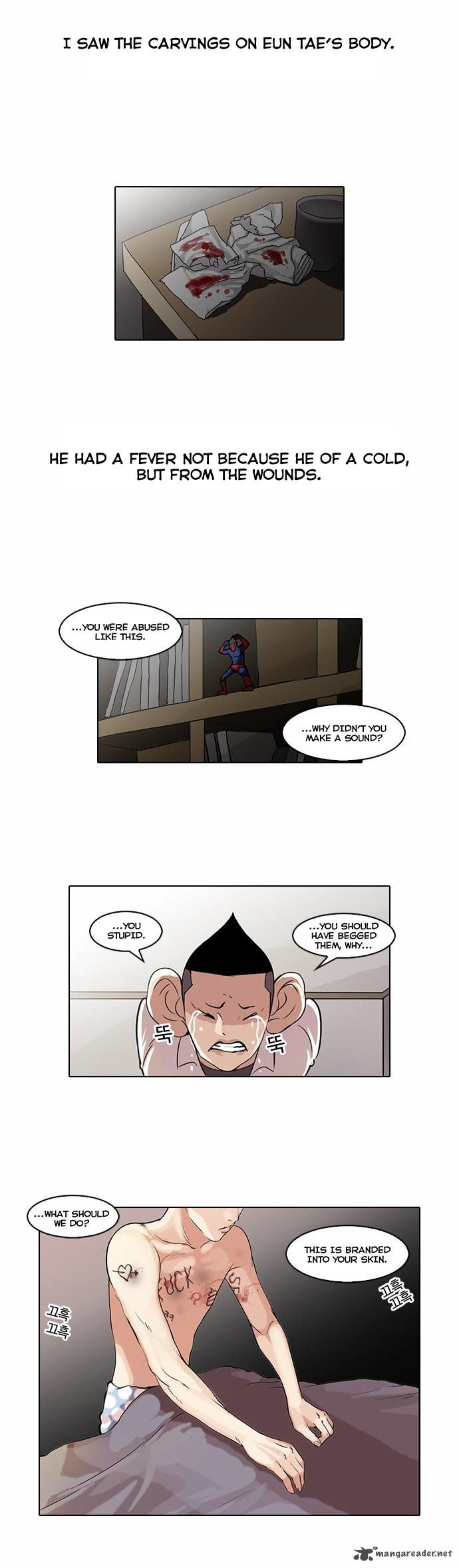 Lookism 54 Page 2