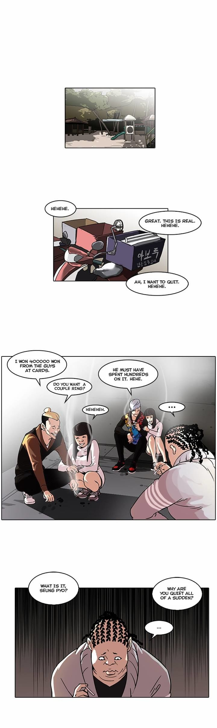 Lookism 57 Page 2