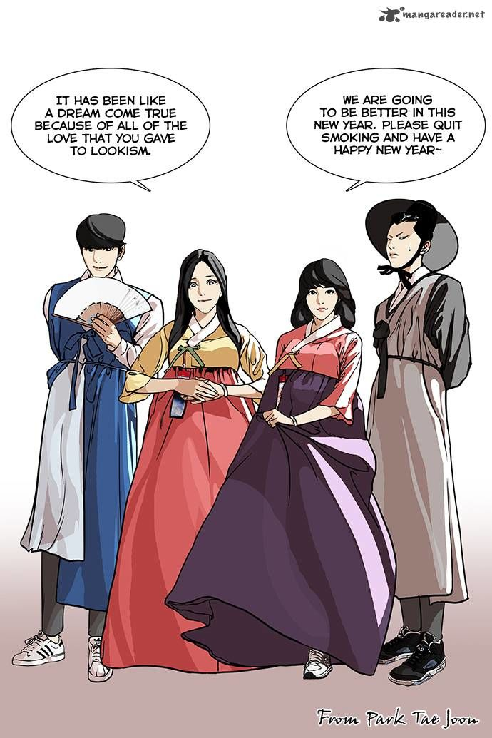 Lookism 59 Page 1