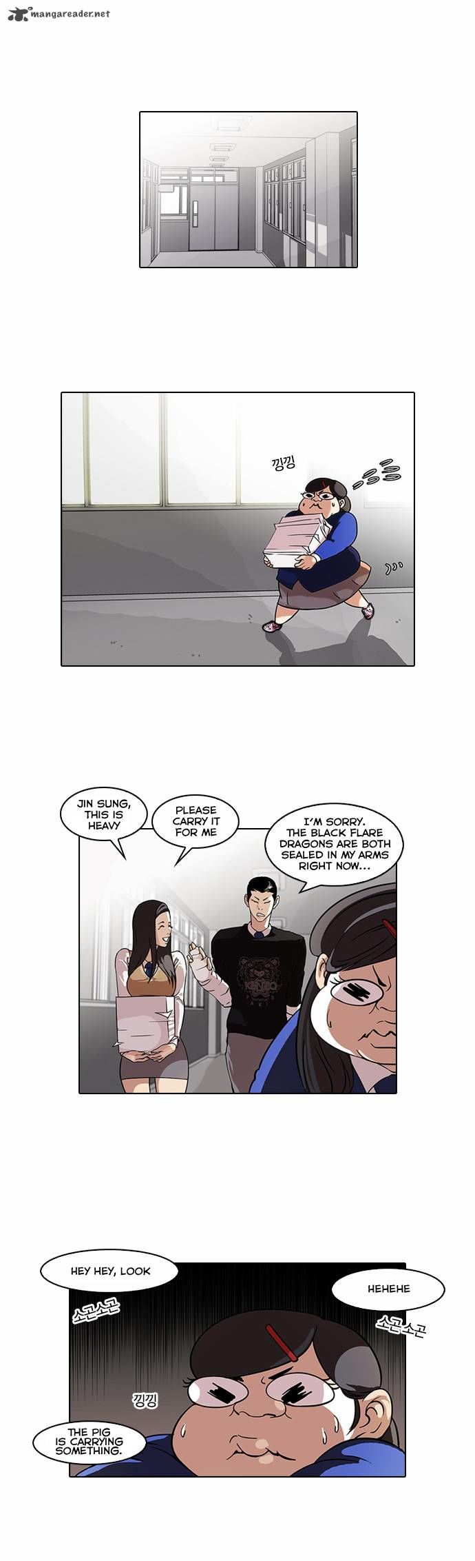 Lookism 59 Page 2