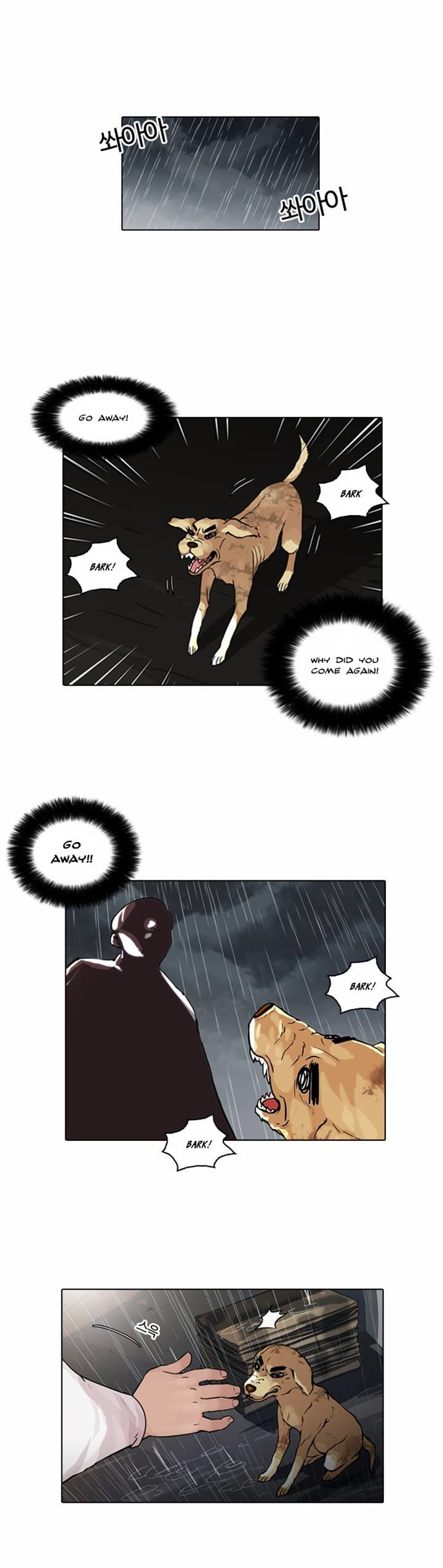 Lookism 61 Page 1