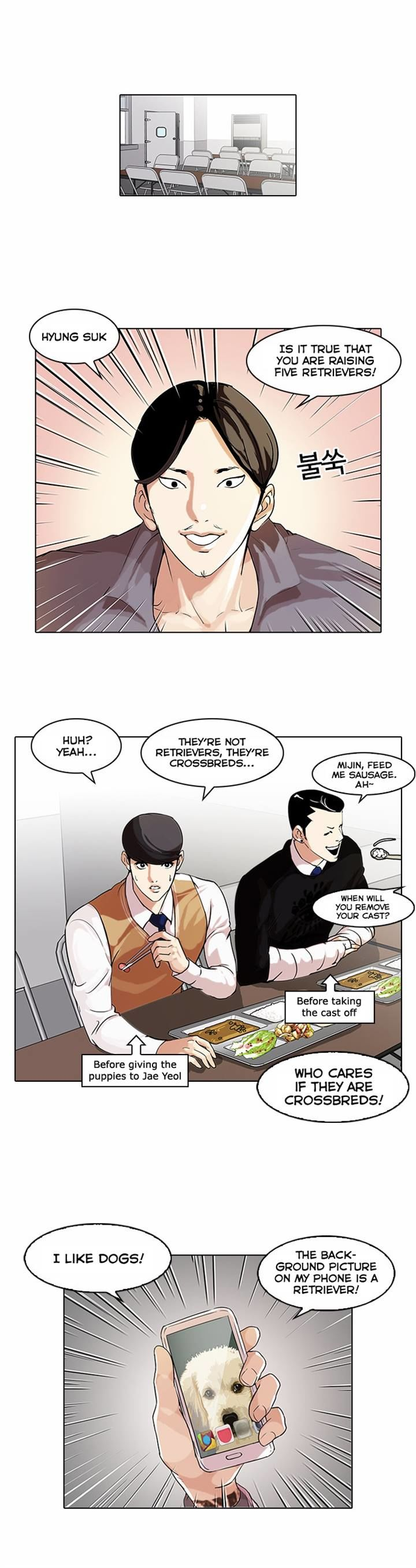 Lookism 63 Page 1