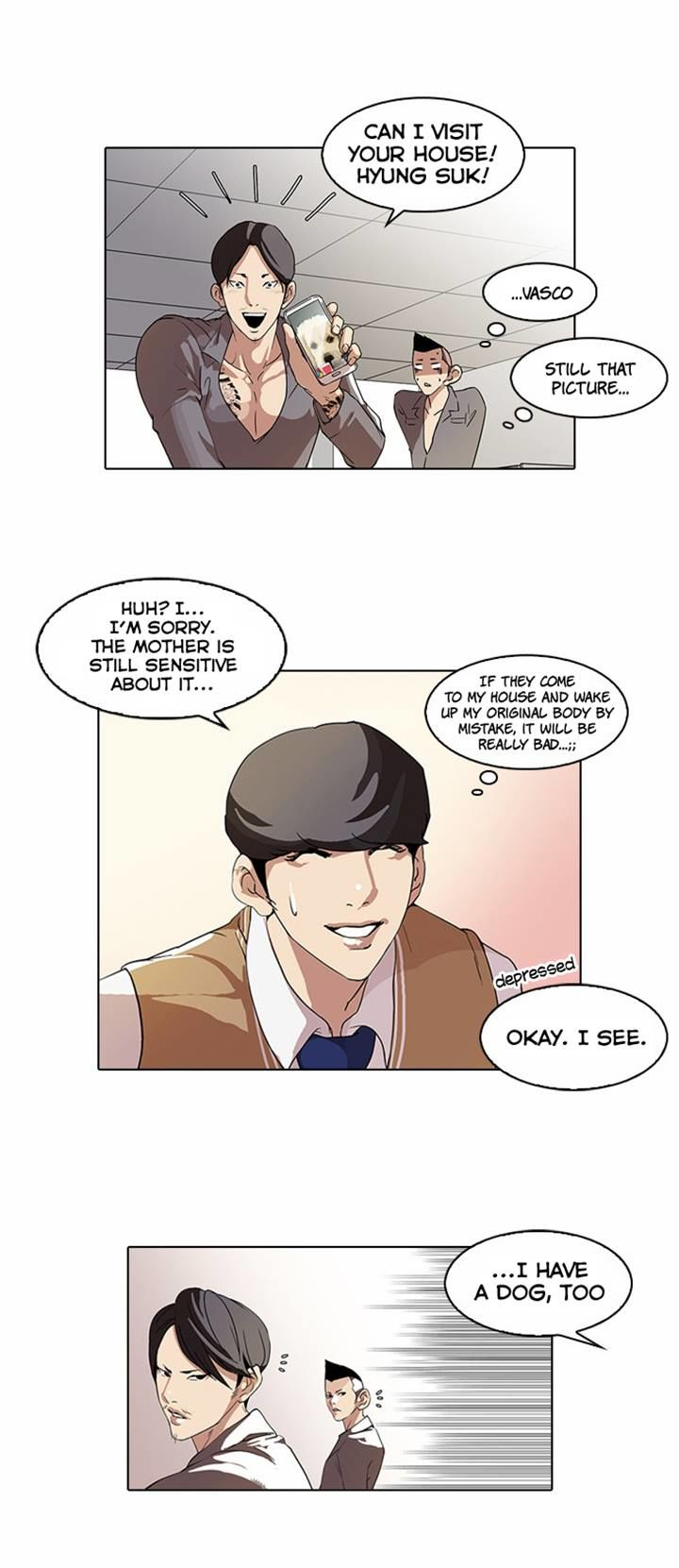 Lookism 63 Page 2